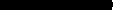 Black underline